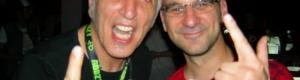Con Diego Spagnoli